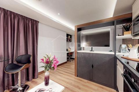 Studio to rent - Oasis Residence, 73 Cookridge Street, Leeds, LS2