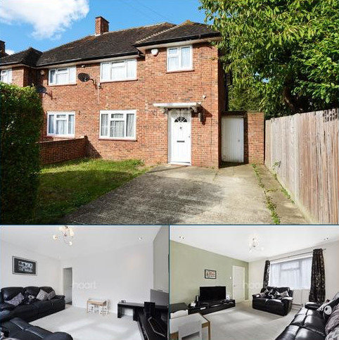 3 bedroom semi-detached house for sale - Coleridge Road, Croydon, CR0