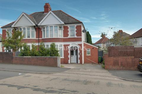 4 bedroom semi-detached house for sale - Newport Road, Rumney, Cardiff