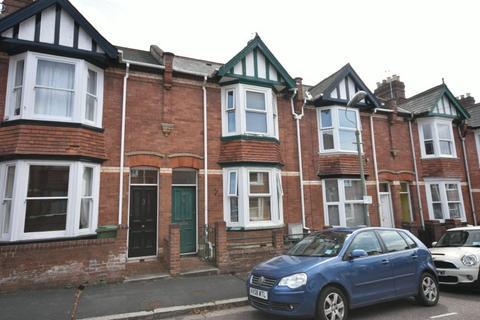 2 bedroom terraced house for sale - WEST GROVE ROAD, ST LEONARDS, EXETER, DEVON