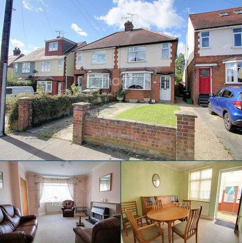 2 bedroom semi-detached house for sale - Mile End Road, Colchester.