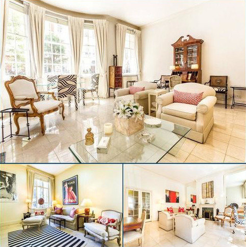 3 bedroom flat for sale - Upper Brook Street, Mayfair, London, W1K