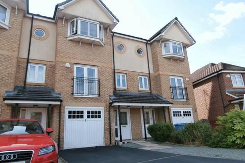 4 bedroom terraced house for sale - Elvaston Park, Kingswood