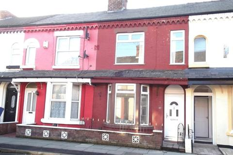 2 bedroom terraced house to rent - Shelley Street, Bootle