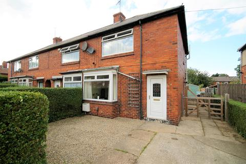 2 bedroom end of terrace house for sale - Plumer Avenue, York, YO31 0PX
