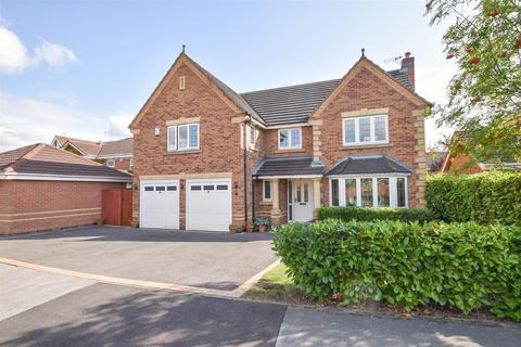 5 bedroom detached house for sale - Longlands Drive, West Bridgford, Nottingham
