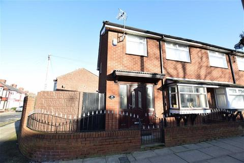 3 bedroom end of terrace house for sale - Priory Road, Anfield, Liverpool