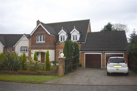 5 bedroom detached house for sale - Heneage Drive, West Cross, Swansea