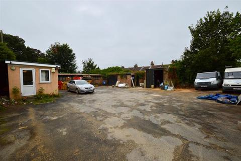 Plot for sale - Old Road West, Gravesend
