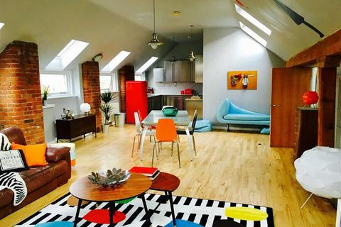 3 bedroom penthouse to rent - 42-44 Sackville Street, The Village, Manchester, M1