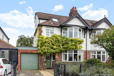 4 bedroom semi-detached house for sale - Ramsay Road, Headington, Oxford