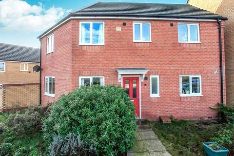 3 bedroom detached house for sale - Jupiter Avenue, Cardea, Peterborough