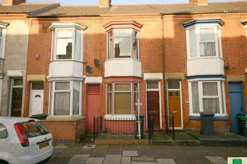 2 bedroom terraced house to rent - Ivy Road, West End, Leicester LE3 0DF