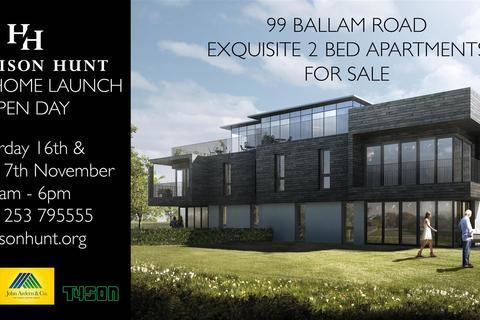 2 bedroom apartment for sale - Ballam Road, Lytham