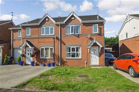 3 bedroom semi-detached house for sale - Maldon Drive, Victoria Dock, Hull, East Yorkshire, HU9