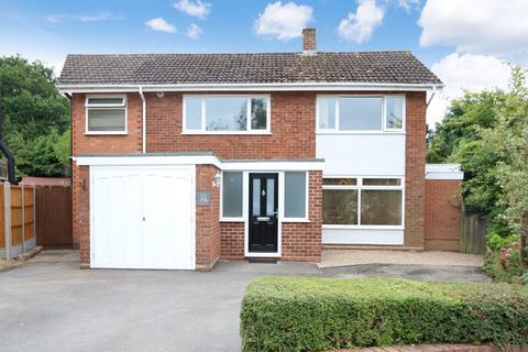 4 bedroom detached house for sale - Edstone Close, Dorridge