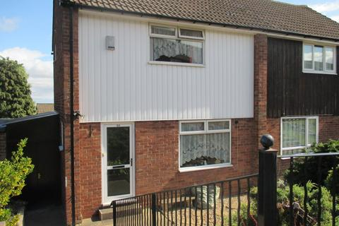 2 bedroom semi-detached house to rent - Keats Road, Foxhill, Sheffield