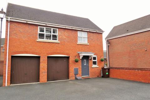 2 bedroom detached house for sale - Old Dickens Heath Road, Dickens Heath