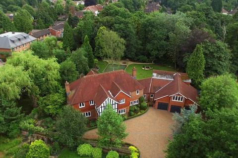 5 bedroom detached house for sale - Brook House, Alderbrook Road, Solihull