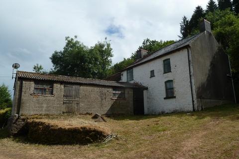 Farm for sale - Pentre Bach, Brecon, Powys.