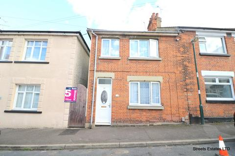 3 bedroom end of terrace house for sale - Connaught Road, Chatham ME4