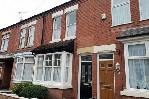 2 bedroom townhouse to rent - Lothair Road, Aylestone, Leicester