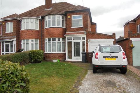 3 bedroom semi-detached house to rent - Yoxall Road, Shirley B90