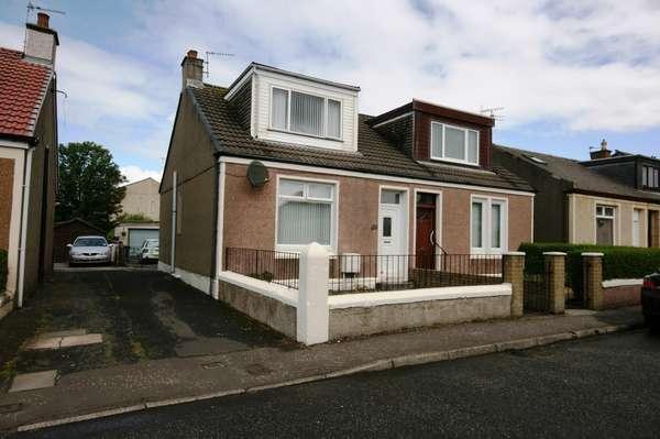 3 Bedrooms Semi Detached Bungalow for sale in 50 Caledonian Road, Stevenston, KA20 3LQ