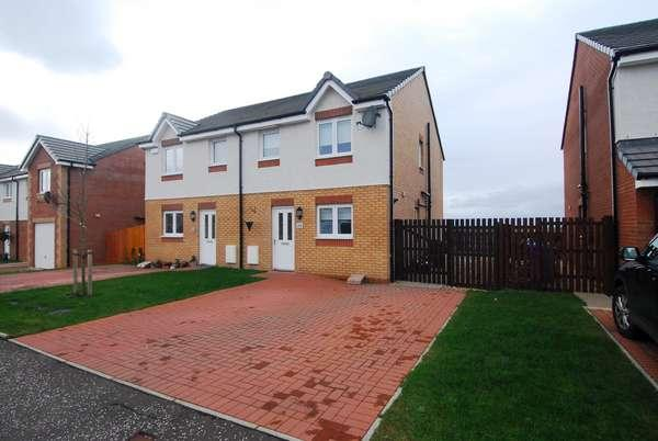3 Bedrooms Semi-detached Villa House for sale in 20 Cutty Sark Road, Kilmarnock, KA3 1UE