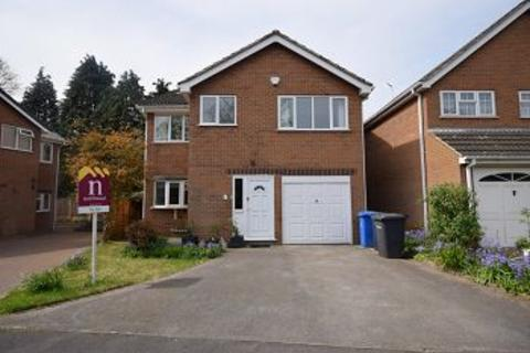 4 bedroom detached house to rent - Whitaker Gardens OFF BURTON ROAD DE23 6AW