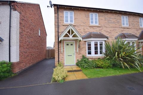 3 bedroom semi-detached house to rent - Richardson Way Langley Country Park Derby DE22 4NR