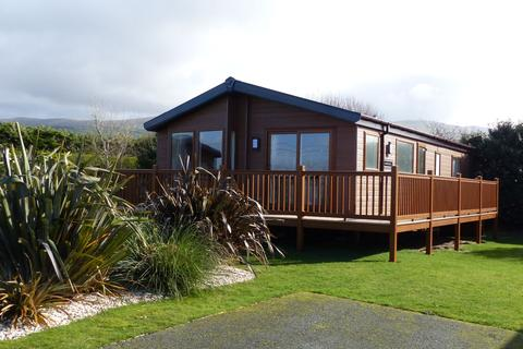 3 bedroom mobile home for sale - Lodge 'The Mawddach' Barmouth Bay Holiday Park LL43