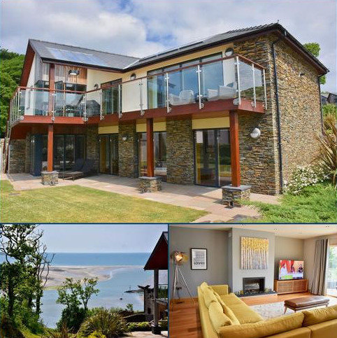 5 bedroom detached house for sale - 4, Swn y Dail, Barmouth, LL42 1DT