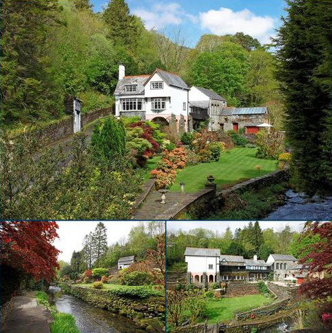 7 bedroom detached house for sale - Glandwr Mill, Glandwr, LL42 1TG