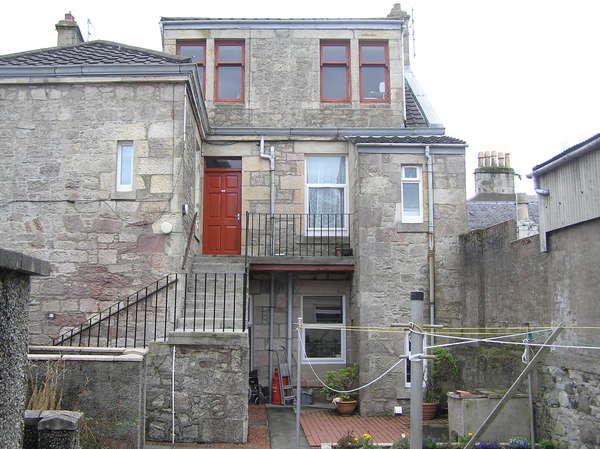 1 Bedroom Flat for sale in 13B Miller Street, Millport, Isle of Cumbrae, KA28 0ER