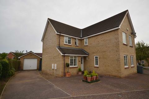 4 bedroom detached house for sale - Dussindale, Norwich