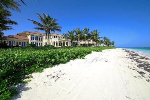 5 bedroom detached house  - Oceanfront Home, Ocean Club Estates, Paradise Island