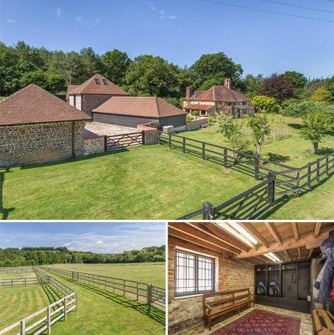 3 bedroom equestrian property for sale - Graffham, Near Petworth, West Sussex, GU28