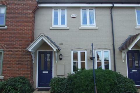 3 bedroom terraced house to rent - 36 Butler Drive, Liddlington, Beds, MK43 0UQ