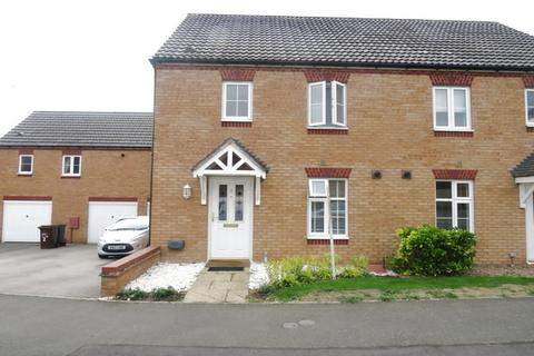 3 bedroom semi-detached house for sale - South Meadow Close, St Crispin, Northampton, NN5