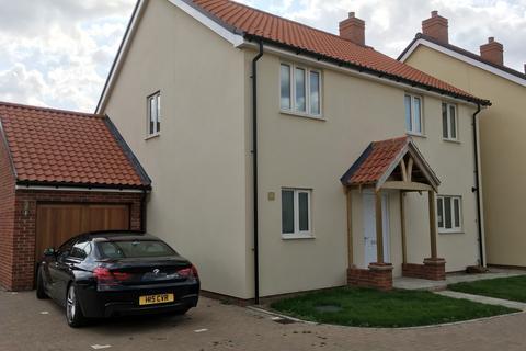 4 bedroom detached house for sale - Wellington Close, Chedburgh, Bury St Edmunds IP29