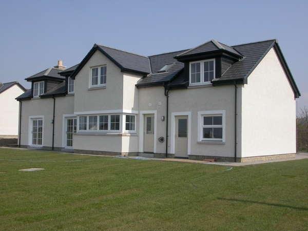 4 Bedrooms Detached House for sale in 1A 1B, Golf Course Road, Girvan Mains, Girvan, KA26 9JD