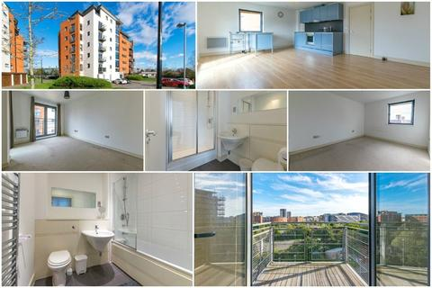 2 bedroom flat for sale - The Water Quarter, Galleon Way, Cardiff, South Glamorgan