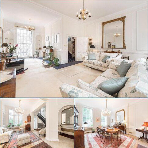 6 bedroom terraced house for sale - Montagu Street, Marylebone, London, W1H