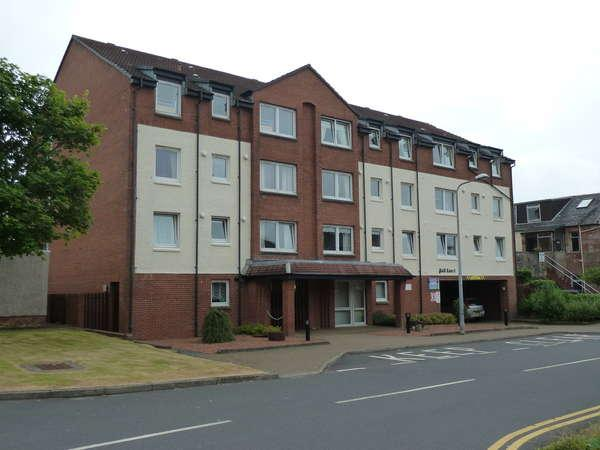 1 Bedroom Retirement Property for sale in Flat 28, Keil Court, 12 Hanover Street, Helensburgh, G84 7AW