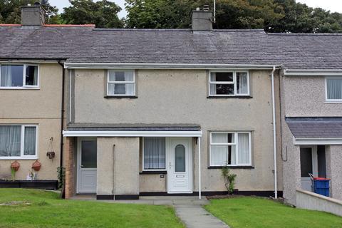 3 bedroom terraced house for sale - Pencraig, Llangefni, North Wales