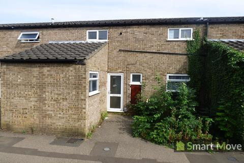 3 bedroom terraced house to rent - Outfield , Bretton, Peterborough, Cambridgeshire. PE3 8JP