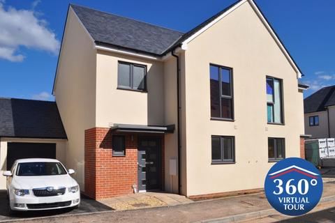 3 bedroom semi-detached house to rent - Cobley Court, Exeter