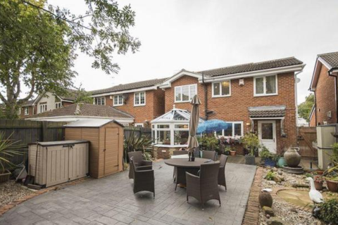 4 bedroom detached house for sale - Yeavering Close, Kingsmere, Gosforth
