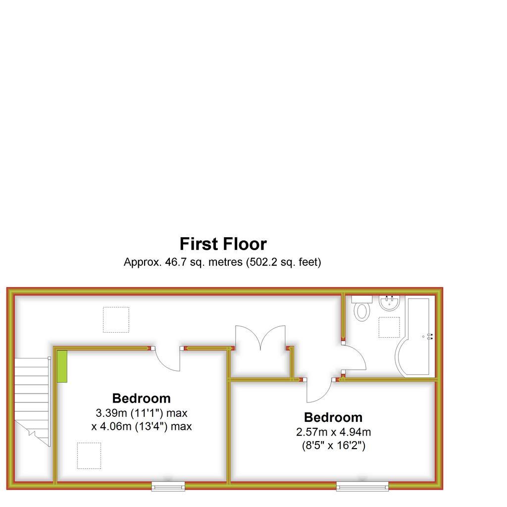Floorplan 2 of 3: Lavender Barn,...